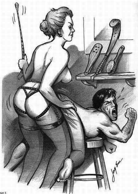 Men spanked with a strap stories think, that