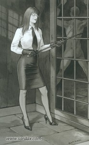 Sardax Artwork - Mistress Lubyanka