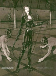 Sardax Artwork - Mistress Tess