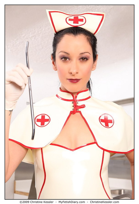 Nurse January Seraph