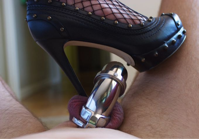 Steelwerks Chastity Device