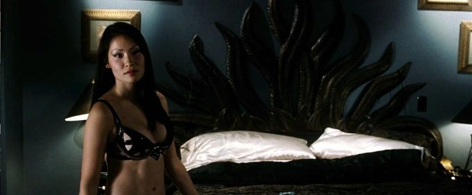 Lucy Liu in Payback