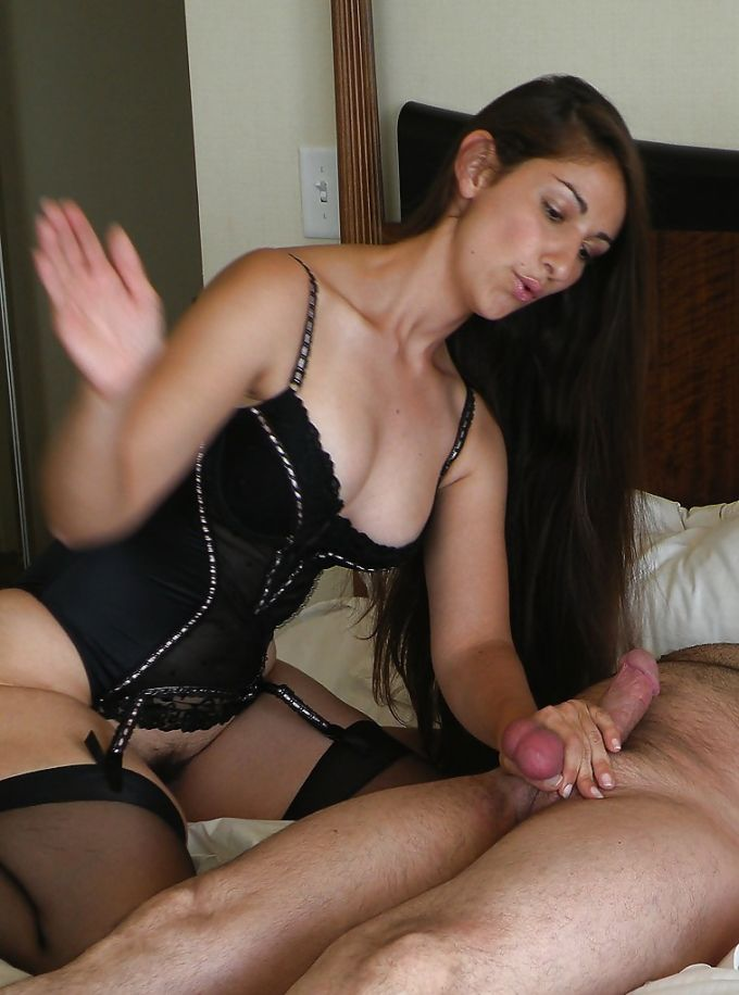 Femdom spanking pictures