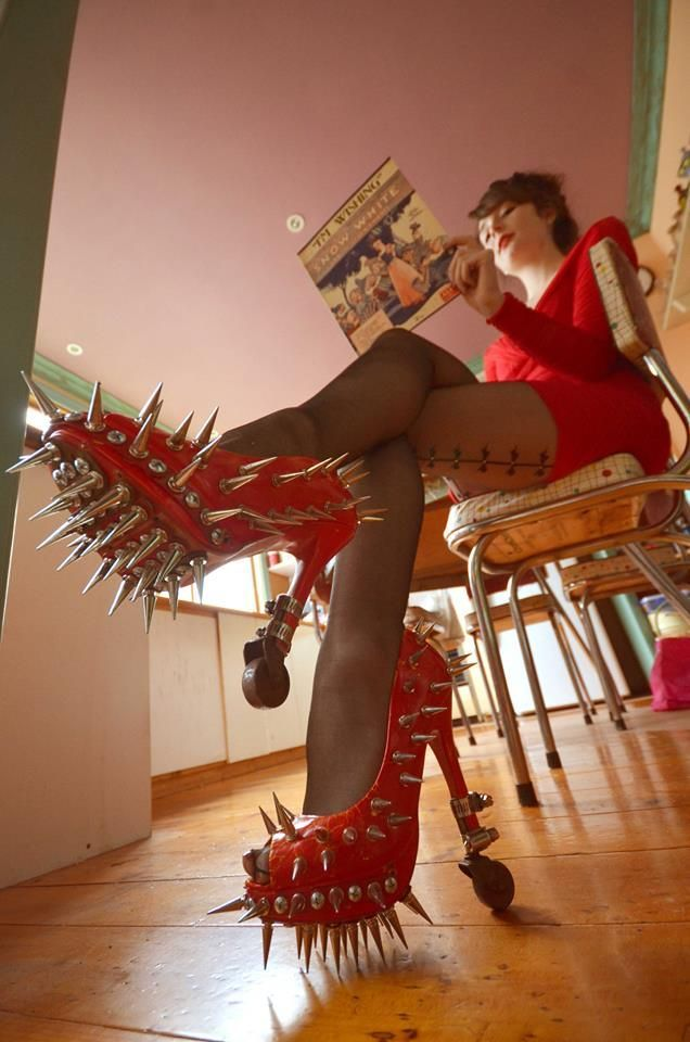 spikyshoes