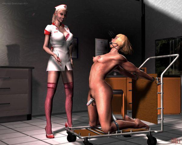Nude girls in limos